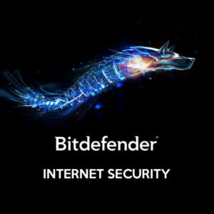 bitdefender internet security product image