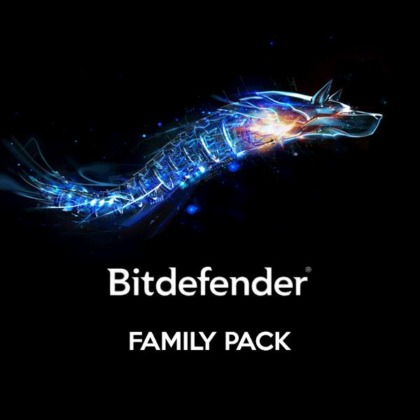 bitdefender family pack product image