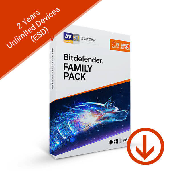 Bitdefender-Family-Pack-2019-Unlimited-Devices-2-Years-(ESD)-Box