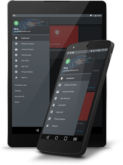 Bitdfender Mobile Security Android