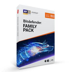 bitdefender family pack 2019 multidevice