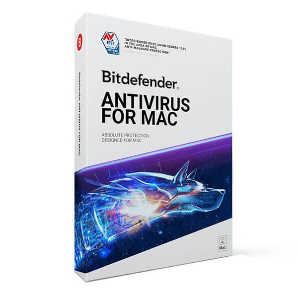 Bitdefender Antivirus For Mac – box
