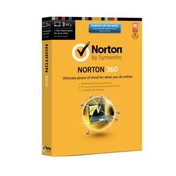 Norton 360 Antivirus – box