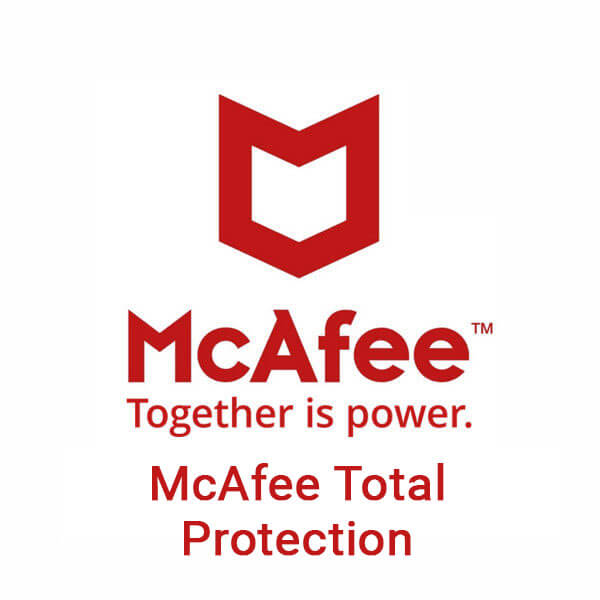 McAfee Total Protection - cover