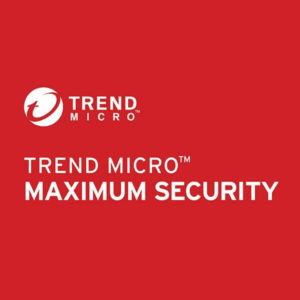 trend micro maximum security cover image product