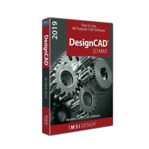 designCAD 3D max 2019 imsi design product