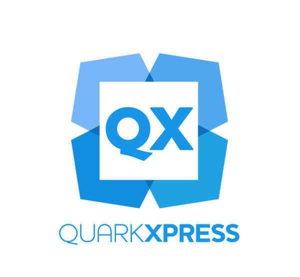 quarkxpress logo brand