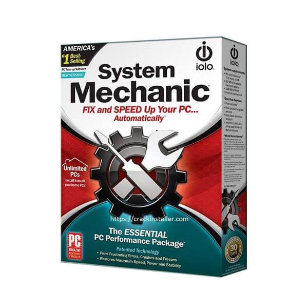 System Mechanic 17 – box