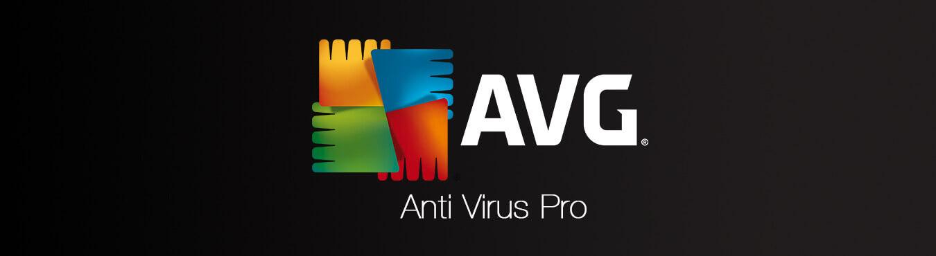 avg anti virus pro banner