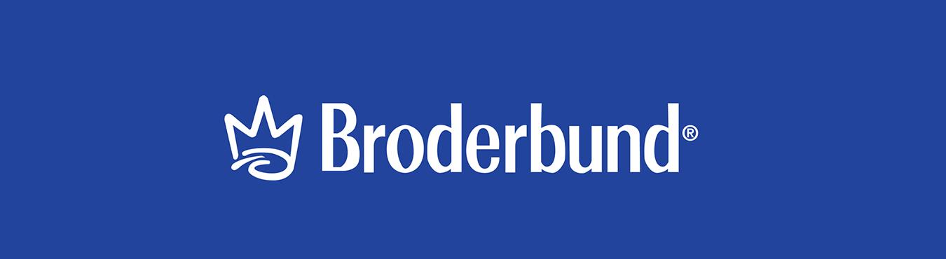 Broderbund banner