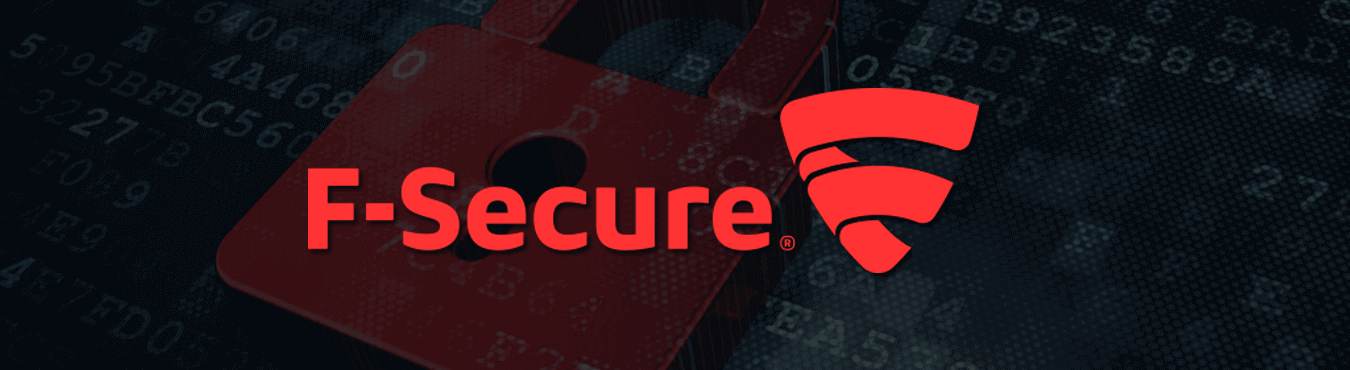 f-secure banner