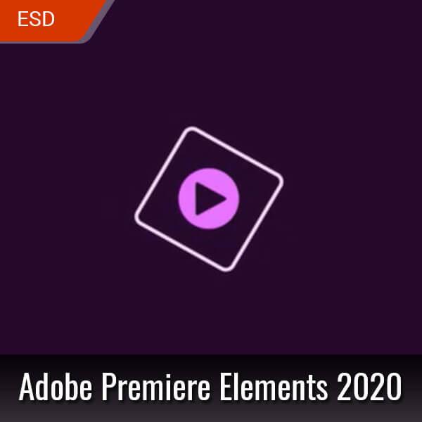 esd adobe premiere elements 2020