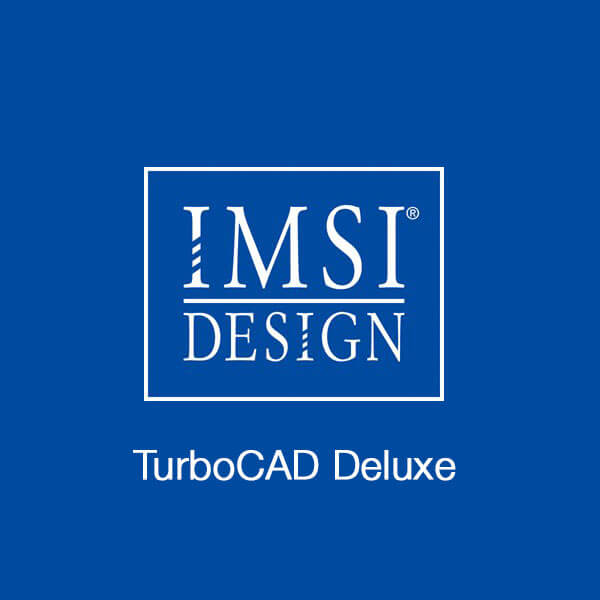 TurboCad Deluxe – Cover