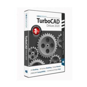 Turbocad Deluxe 2020 imsi design