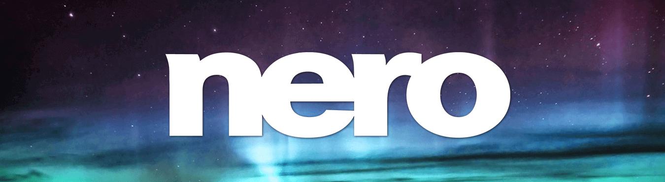 nero banner