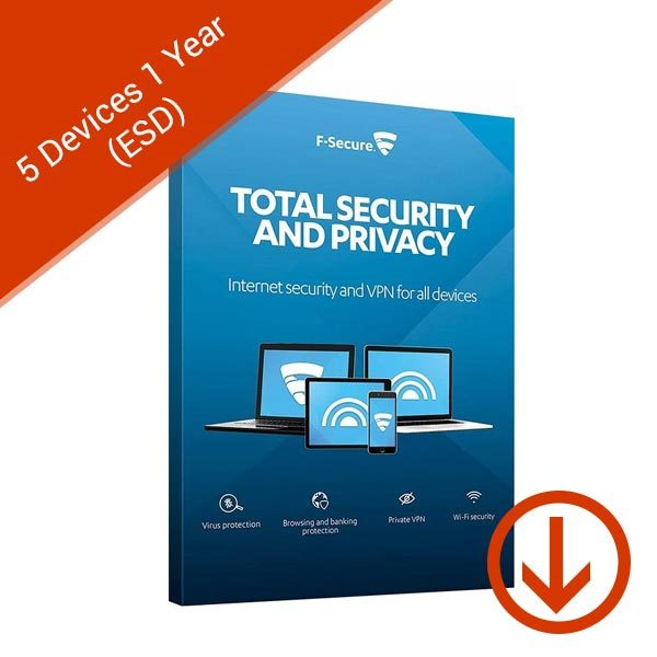 F-Secure-Total-Security-&-Privacy-2019-5-Devices-1-Year-(ESD)-Box