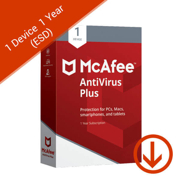 McAfee-Antivirus-Plus-2019-1-User-1-Year-(ESD)-Box
