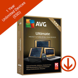 avg ultimate 1 year unlimited devices