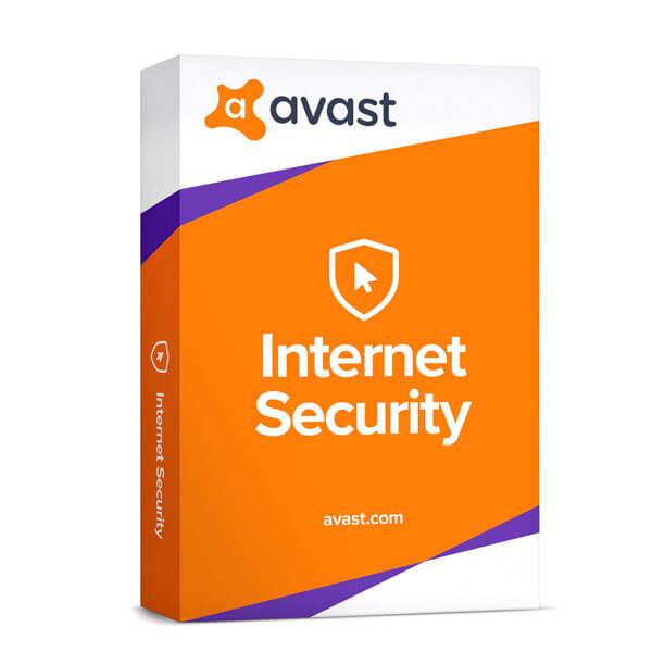 Avast Internet Security – box