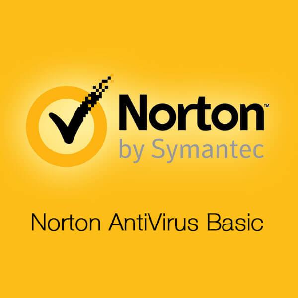 Norton AntiVirus Basic primary