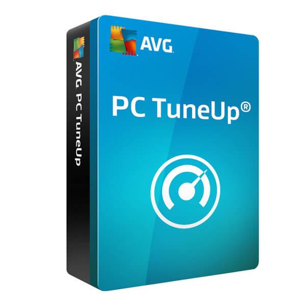 AVG PC TuneUp – box