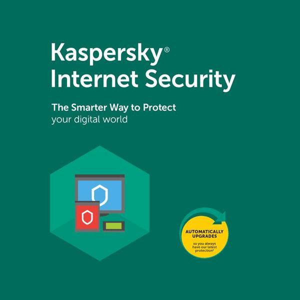 kaspersky internet security 2020 product image