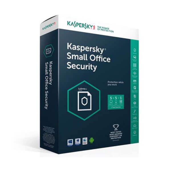 Kaspersky Small Office Security – box