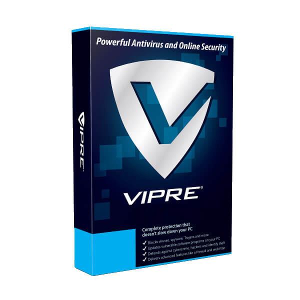 VIPRE Internet Security 2019 – box