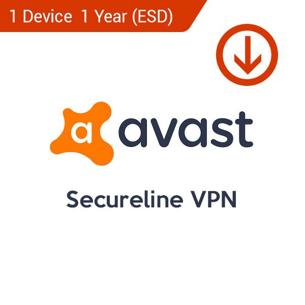 avast secureline vpn 1 device 1 year esd