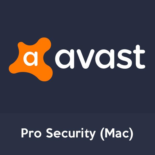 avast pro security mac