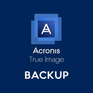 acronis true image backup product image