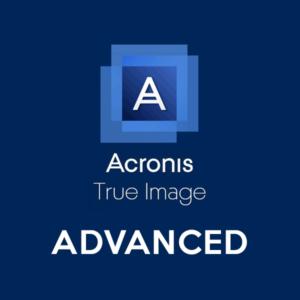 acronis true image advanced