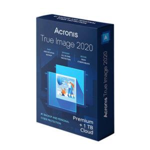 Acronis True Image Premium 2020