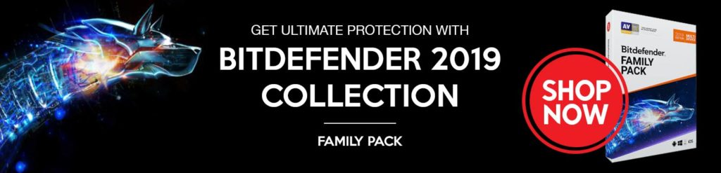 bitdefender 2019 collection banner family pack