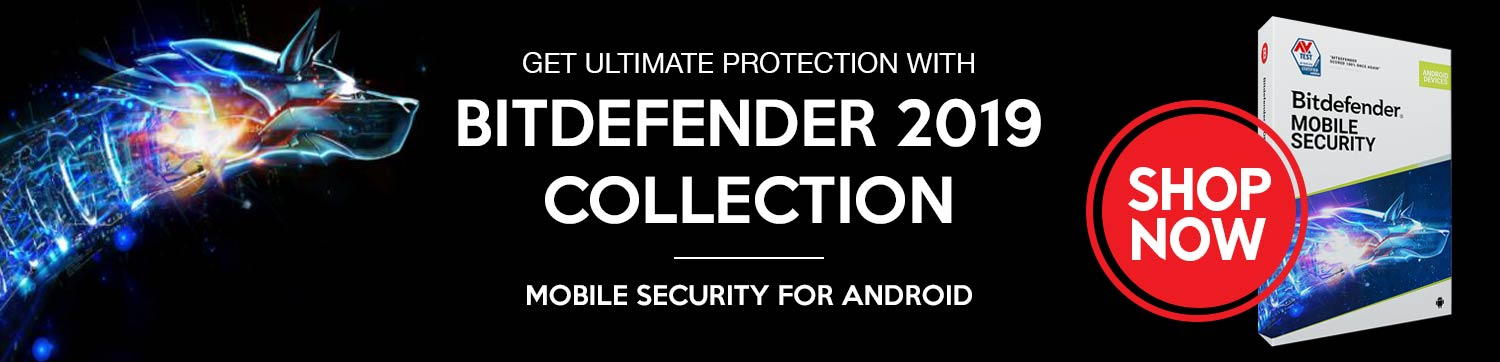 bitdefender 2019 collection banner mobile security for android