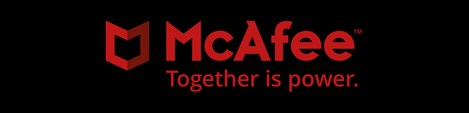 mcafee banner