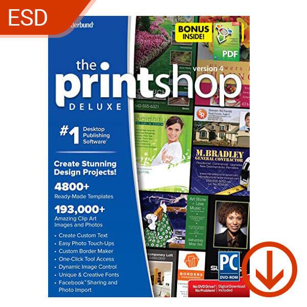 PrintShop 6 Deluxe