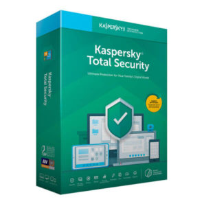 Kaspersky Total Security product image