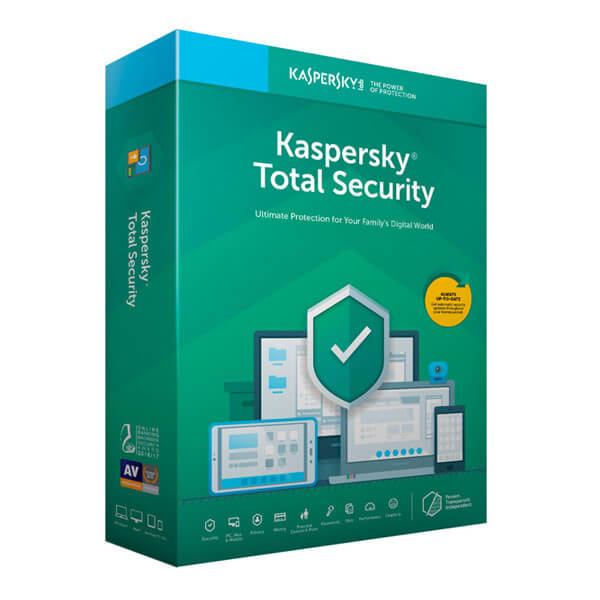 Kaspersky Total Security – cover