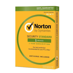 Norton Security Standard box 1 device