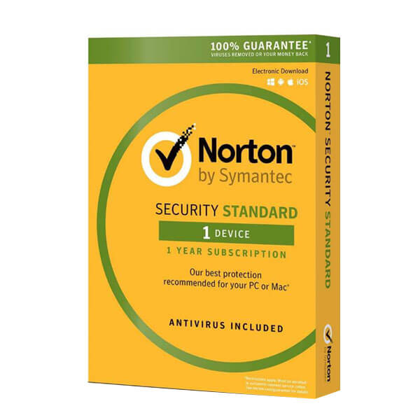 Norton Security Standard -box