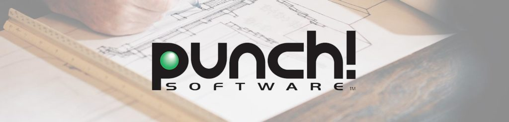 Punch! software banner for softvire online store