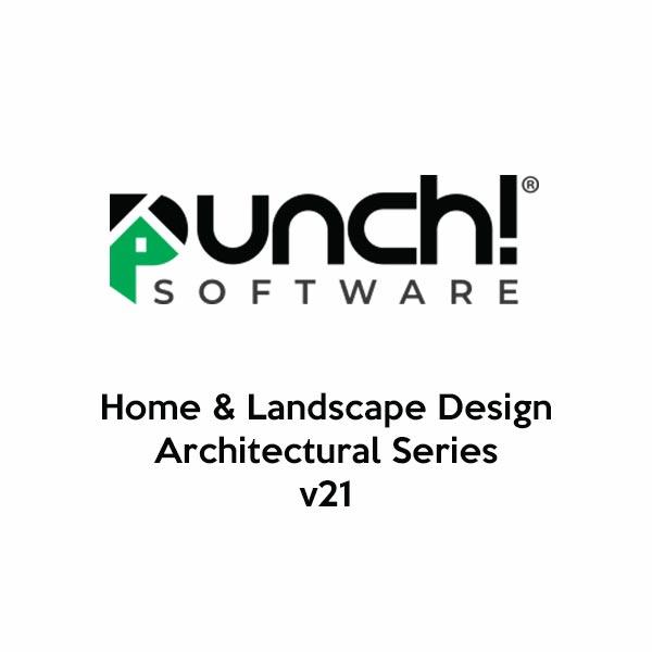 Punch! Home & Landscape Design Architectural Series v21