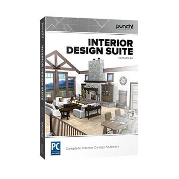 Punch! Interior Design Suite v20 – box