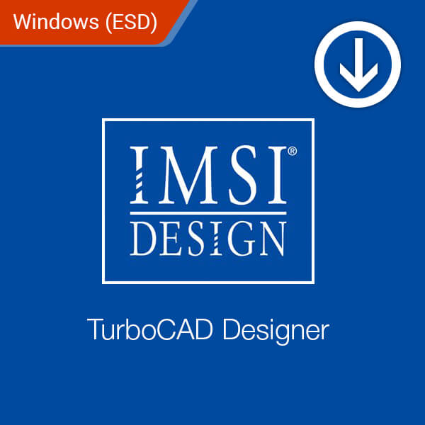 TurboCAD Designer ESD windows