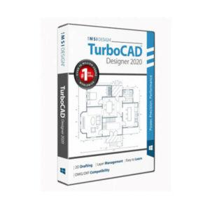 Turbocad Designer 2020 esd imsi design