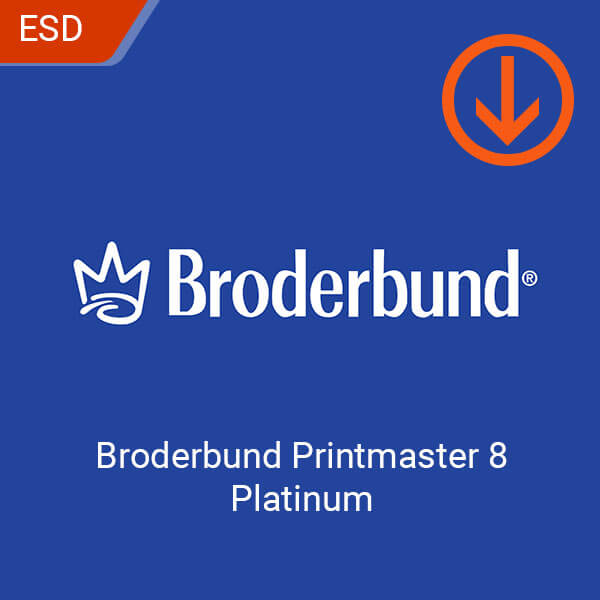 Broderbund Printmaster 8 Platinum - 600x600