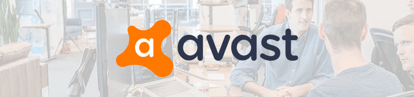 Avast Brand Page Banners