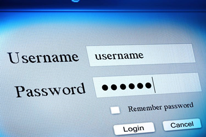 secure your website password