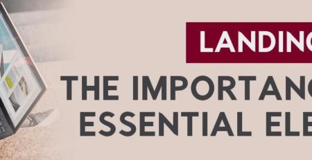 landing page: the importance and essential elements